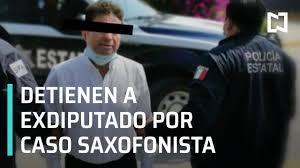 Detienen a Ex Diputado implicado en agresión con ácido a la Saxofonista Maria Elena Ríos