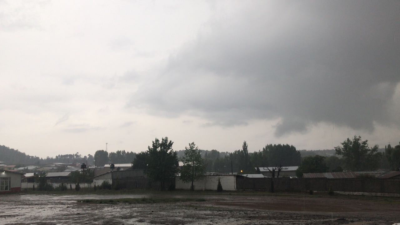 Protección Civil Estatal mantiene aviso preventivo por lluvias, viento y probable caída de granizo
