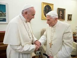 """Benedicto XVI arremete contra el matrimonio Gay y el credo del """"Anticristo"""""""