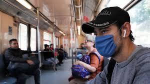 Llegan de China 2 millones de cubrebocas para personal de Salud