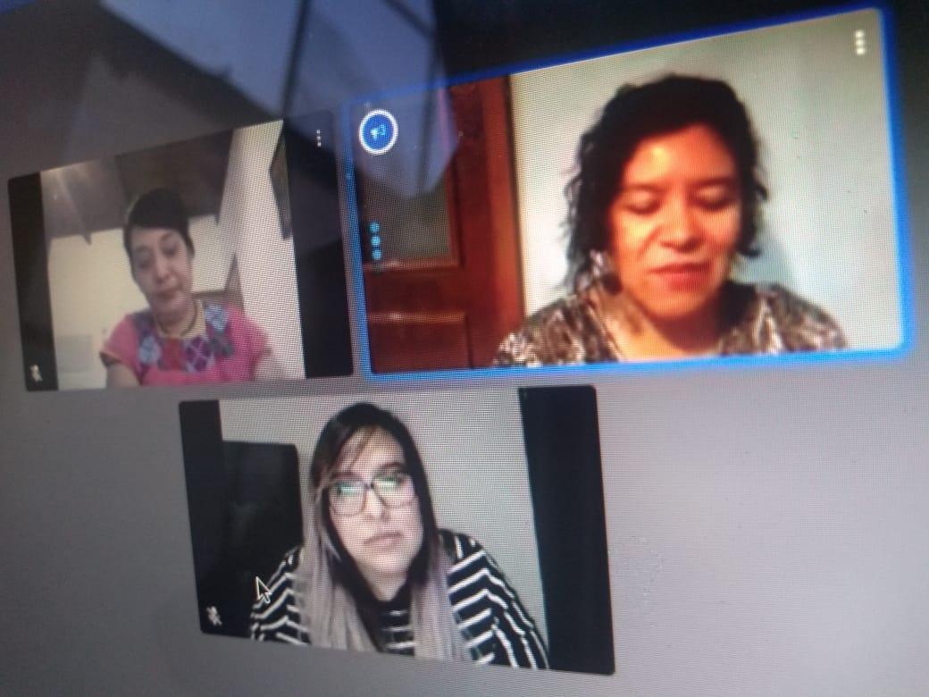 """Instituto Municipal de las Mujeres realiza charla virtual """"¿Quién resuelve las cosas en su hogar?"""""""