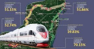 """ONU: Presenta estudio sobre el """"Tren Maya"""""""