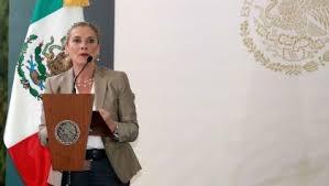 Asegura Beatriz Gutiérrez Müller que no tiene nada que ver con los cambios en Conapred