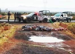 Hallan 15 cadáveres encobijados en Carretera de Zacatecas