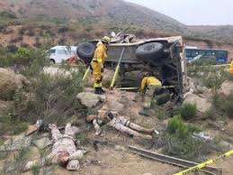 Mueren 6 militares en Tijuana