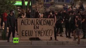 Anarquistas vandalizan comercios sobre Paseo de la Reforma y agreden a Reporteros