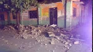 Van más de 5 mil viviendas afectadas en Oaxaca por el Sismo
