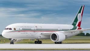 AMLO busca que un grupo que un grupo de empresarios compre el avión presidencial