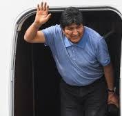 Bolivia acusa a Evo Morales de Terrorismo y pide su detención