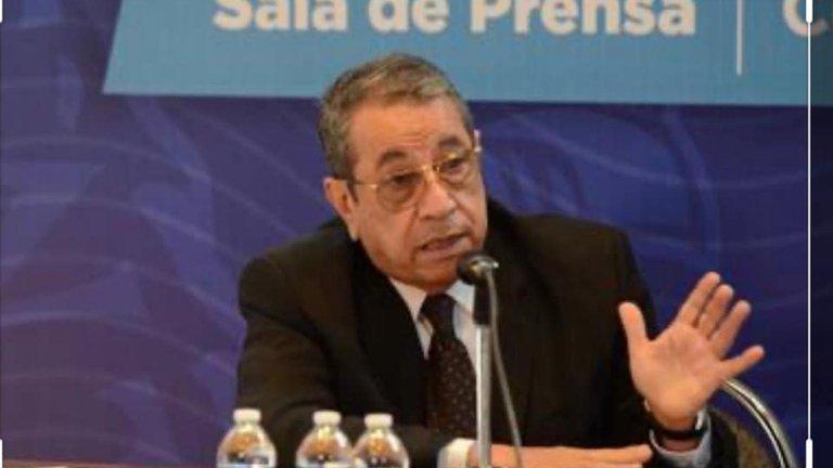 Secretaro de Salud, Enrique Grajeda, muere por Covi-19