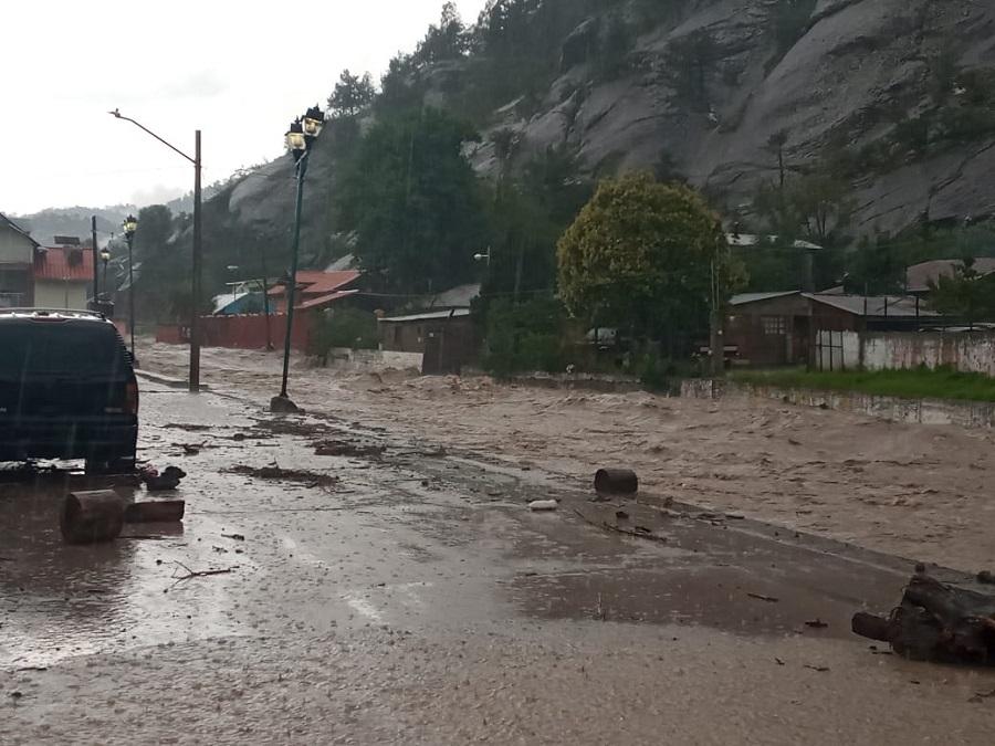 Alerta Protección Civil sobre fuertes lluvias para esta semana