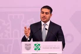 Omar García Harfuch regresa a sus actividades