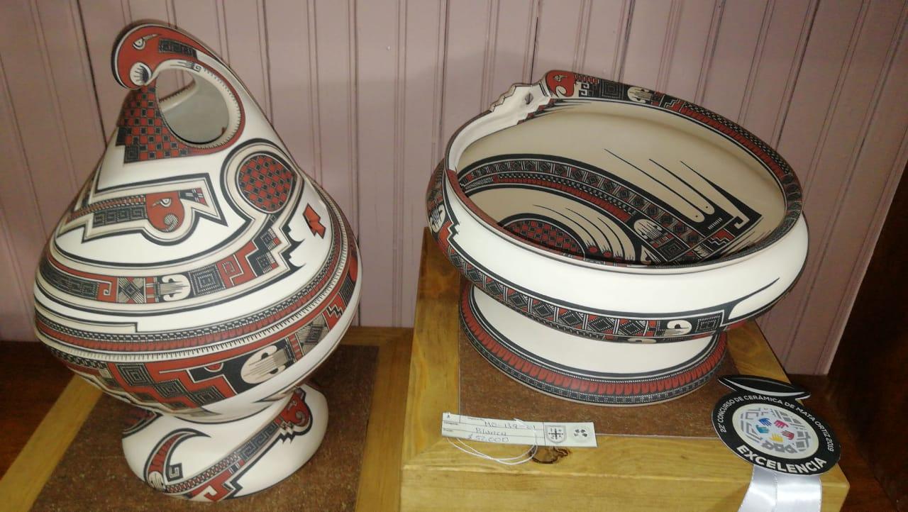 Cobija Estado a 214 familias ceramistas de Mata Ortiz con 1.3 mdp
