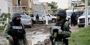 Atacan Base de la Guardia Nacional en Michoacán
