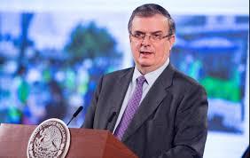 México planea extender cierre fronterizo con EE UU. Por COVID 19. Ebrard