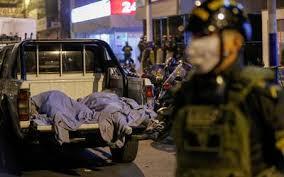 11 de los 13 muertos en fiesta clandestina en Perú tenían COVID 19