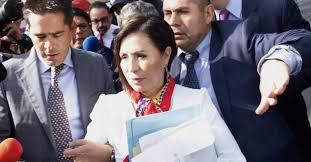 Niegan amparo a Rosario Robles y le confirman su vinculación a proceso