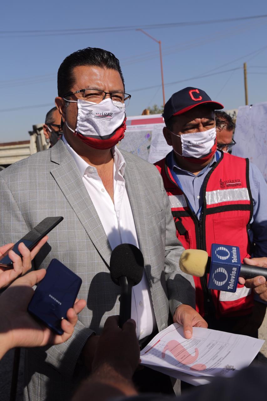 Mantiene Municipio coordinación con el Ejército Mexicano a través de SSPM en recorridos por colonias: Alcalde