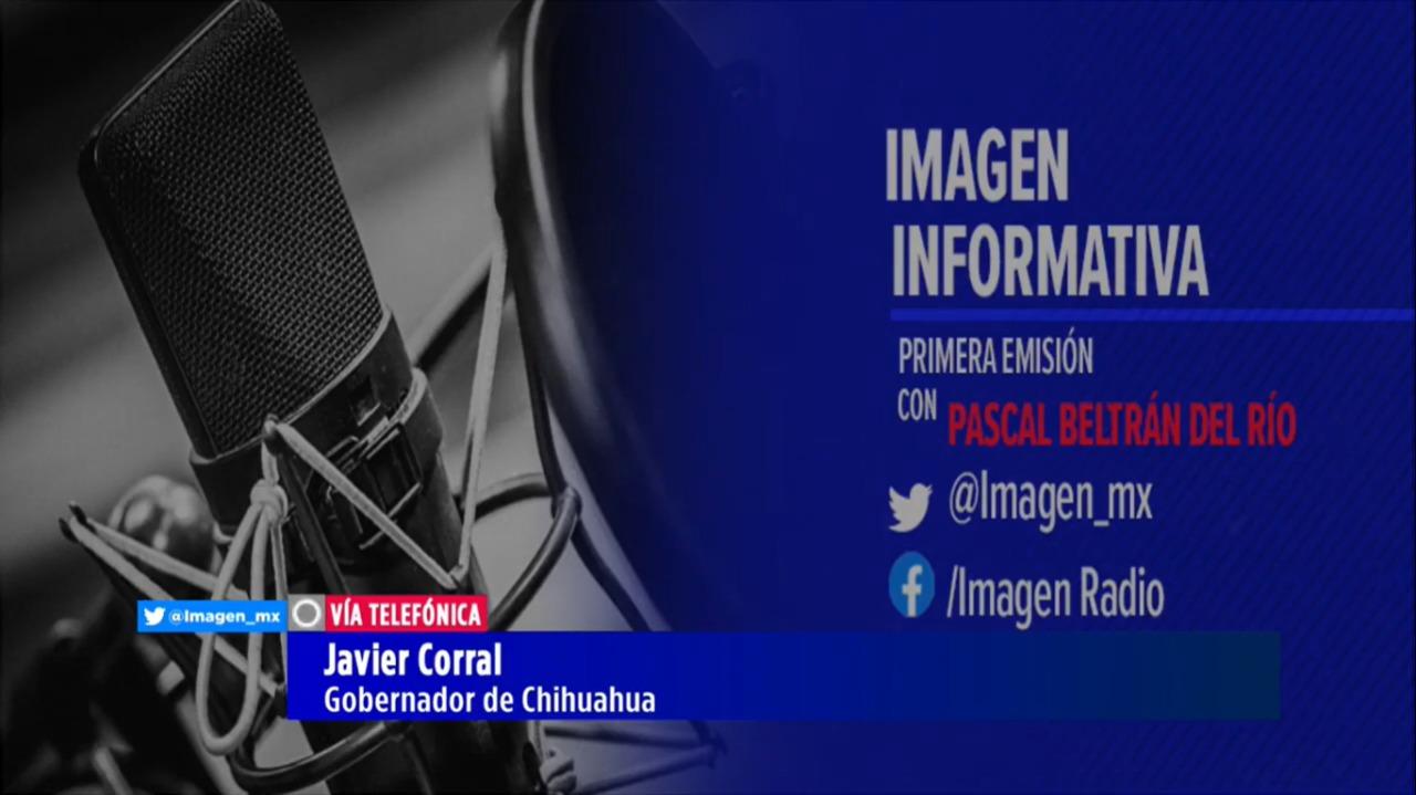 Hay ventana de oportunidad para encuentro  con el Presidente: Javier Corral