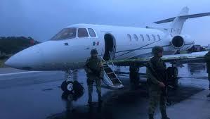 SEDENA detiene avión con tonelada y media de cocaína en Chetumal Quintana Roo