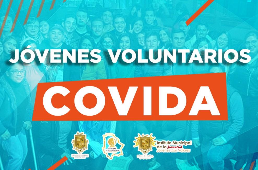 Pone en Marcha el Alcalde Lozoya Programa Jóvenes Voluntarios COVIDA