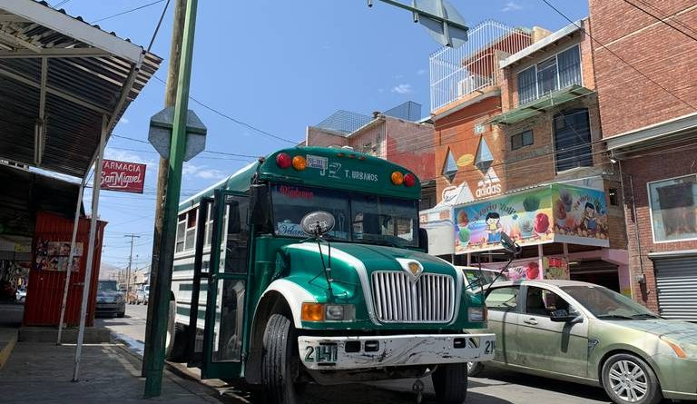 Funcionarán 20 Rutas en Juárez los Fines de Semana