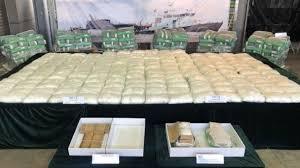 Hong Kong incauta más de media tonelada de metanfetaminas procedentes de México