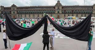 COVID 19 lleva a nuestro País a un inédito luto Nacional por Día de Muertos