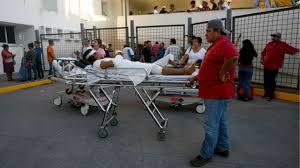 Ocupación hospitalaria en CDMX