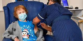 México ha recibido 53 mil 625 dosis de vacuna Pfizer contra el COVID 19 y se han vacunado 24 mil 998 personas
