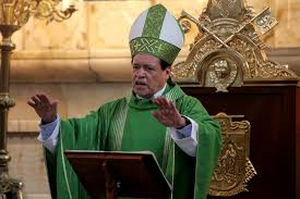 El Cardenal Norberto Rivera, es intubado por COVID 19, recibe extremaunción