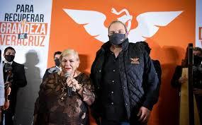 Paquita la del Barrio se registro como precandidata a Diputada Local en Veracruz