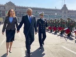 Ejercito un pilar del Estado Mexicano. AMLO