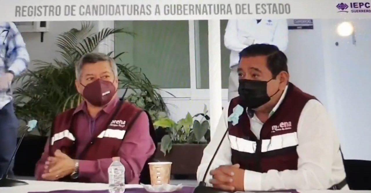 Ante acusaciones de Violación, se registra Félix Salgado Macedonio como candidato a la gubernatura de Guerrero