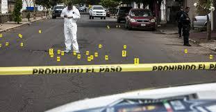 Hubo 75 homicidios dolosos al día en la primera quincena de febrero