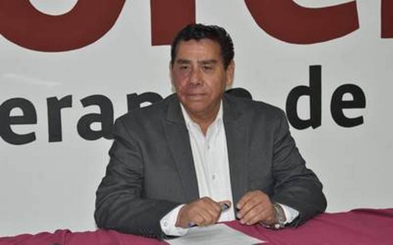 DEFINEN HASTA MARZO AL CANDIDATO DE MORENA