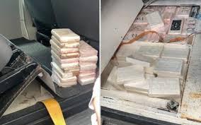 Aseguran 334 kilos de cocaína en Puerto Lazaro Cárdenas Michoacán