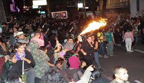 AMLO. Pide no perseguir ni castigar a nadie , por hechos violentos en la Marcha del 8 de Marzo