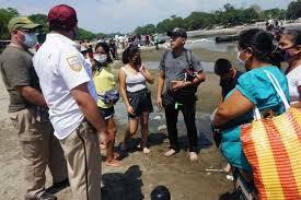 Refuerzan control militar en la frontera con Guatemala