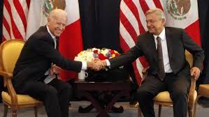 Biden ofrece cooperación y Trato de Iguales, AMLO pide respeto a la Soberanía